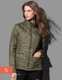 Active Quilted Jacket for women