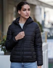 Ladies` Hooded Zepelin Jacket
